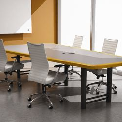 Onyx Boardroom Table
